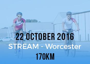 STREAM Lab - Worcester (170km)
