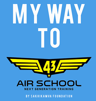 My Way To 43 Air School